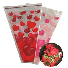 flowers sleeves and packaging
