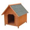 Eco-friendly wooden Fancy dog Kennel DK008