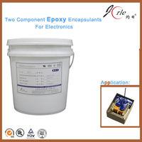 High strengt epoxy resin for bonding