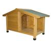 Large Wooden Modular Dog Cage DK007S