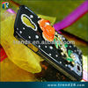 china manufacturers PC diamond design cellular phone cover for galaxy s4