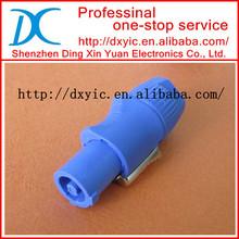Powercon audio & video Power Connector NAC3FCA 3 Pole Cable Mount Plug