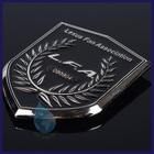 Oversized custom car logo emblem badge/hot new products for 2014 large car badges auto emblems