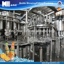 PET / Glass Bottle Orange / Mango Juice Production Line