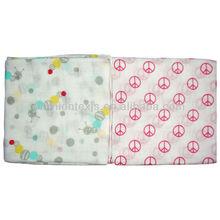 gauze cotton baby cloth diaper