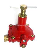 Adjusable LPG high pressure regulator