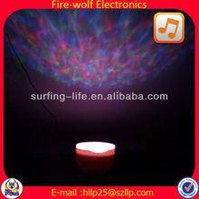 AAA quality Best portable speakers notebook speakers USB Light speaker manufacturer