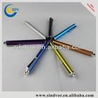 Fancy Capacitive mini smartphone touch pen, pen touch