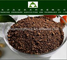 La acuicultura fertilizantes para estanques/té harina de semilla de paja sin/semilla de té en polvo