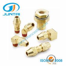 Custom-made varieties of brass air brake fittings as per drawing