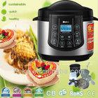 New model pressure cooker risotto
