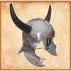 HT-A014 Viking Horn Helmet