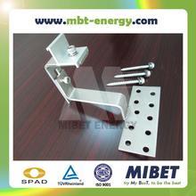 Adjustable Solar PV Mounting Hook System for Pitched Tile Roof--120HA