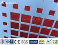 yapı malzemeleri alüminyum perfore paneller