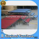 Restaurant Metal Movable Stage XYM-P06
