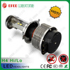 Newest Super Bright 6000K Hi/Lo Beam 40W 4800LM CREE H4 40W LED Car Headlight