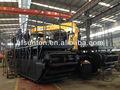 Sunton adt80 amphibie. camion à benne basculante
