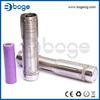 China supplier mechanical mod 18650 electronic hookah pen big battery