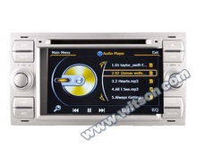 WITSON audio car system FORD FOCUS 2005-2007 audio WITH A8 CHIPSET DUAL CORE 1080P V-20 DISC WIFI 3G INTERNET DVR SUPPORT