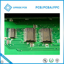 Electronic pcb assembly and smt