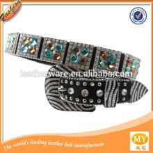New 2014 wholesale alibaba rhinestone belt woman belt