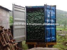 2100 packages per container of Wooden broom stick origin of Vietnam
