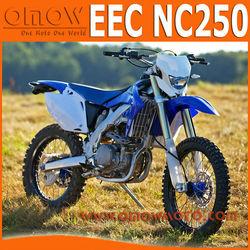 EEC Aluminum Frame 250cc Motorcycle