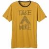 100% Organic Cotton Tripping Collar T-Shirt