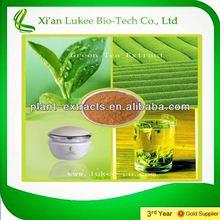 Organic Green Tea Extract/Natural Green Tea Extract /Green Tea Polyphenol powder