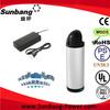 electric bike lifepo4 battery ebike bottle battery 24v 36v 48v battery