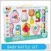 Hot Sale 10 PCS Plastic Rattle Set Baby Toys New Product