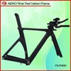 Best chinese tt bike frame carbon,complete carbon bicycle frame time trial FM081
