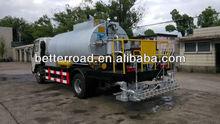 ZQZ5090GLQ 5000L emulsified asphalt pavement maintenance turcks