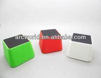 AWS1018 High Quality MIni Cube Active Speaker foam fountain speaker