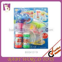 Light & double water bubble gun elephant bubble gun toy BW0412119