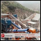Granite, basalt, river stone, gold ore, iron ore stone crushing production line