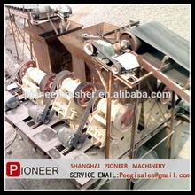 Granite, basalt, river stone, gold ore, iron ore rock crushing production line
