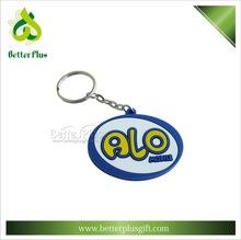 high quality 3D custom made soft pvc keychain