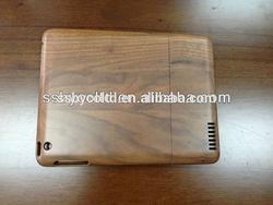 alibaba china 2014Fashionable Natural Wooden Bamboo Hard Case For Ipad Mini