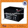 12V12ah motor battery/AGM lead acid battery/deep cycle battery for ups