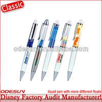 Disney factory audit manufacturer's rotomac metal ball pens 142706