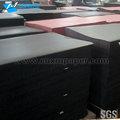 Carte de papier noir/noir et blanc du papier peint/sac de papier noir de carbone