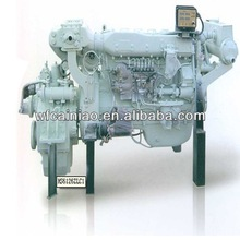 2014 china weifang used 6 cylinder 4 stroke CS6126ZL diesel engine