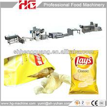HG full automatic fresh Lays potato chips snack machinery
