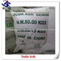 carbonato de sodio solubilidad