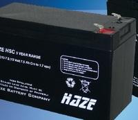 Haze Sealed Lead Acid 12 V 26 Ah Maintenance Free Battery