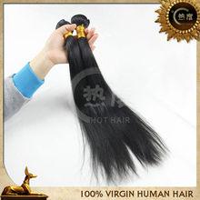 Sharp shipping 6A grade 100% human bundles peruvian virgin hair
