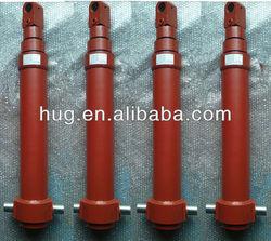 OEM china manufacturers telescopic hydraulic cylinder
