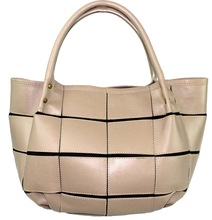 Japan wholesale real genuine cow skin leather bag for ladies made in India