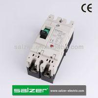 SALZER NF125-CW mcb mccb circuit breaker rccb earth leakage